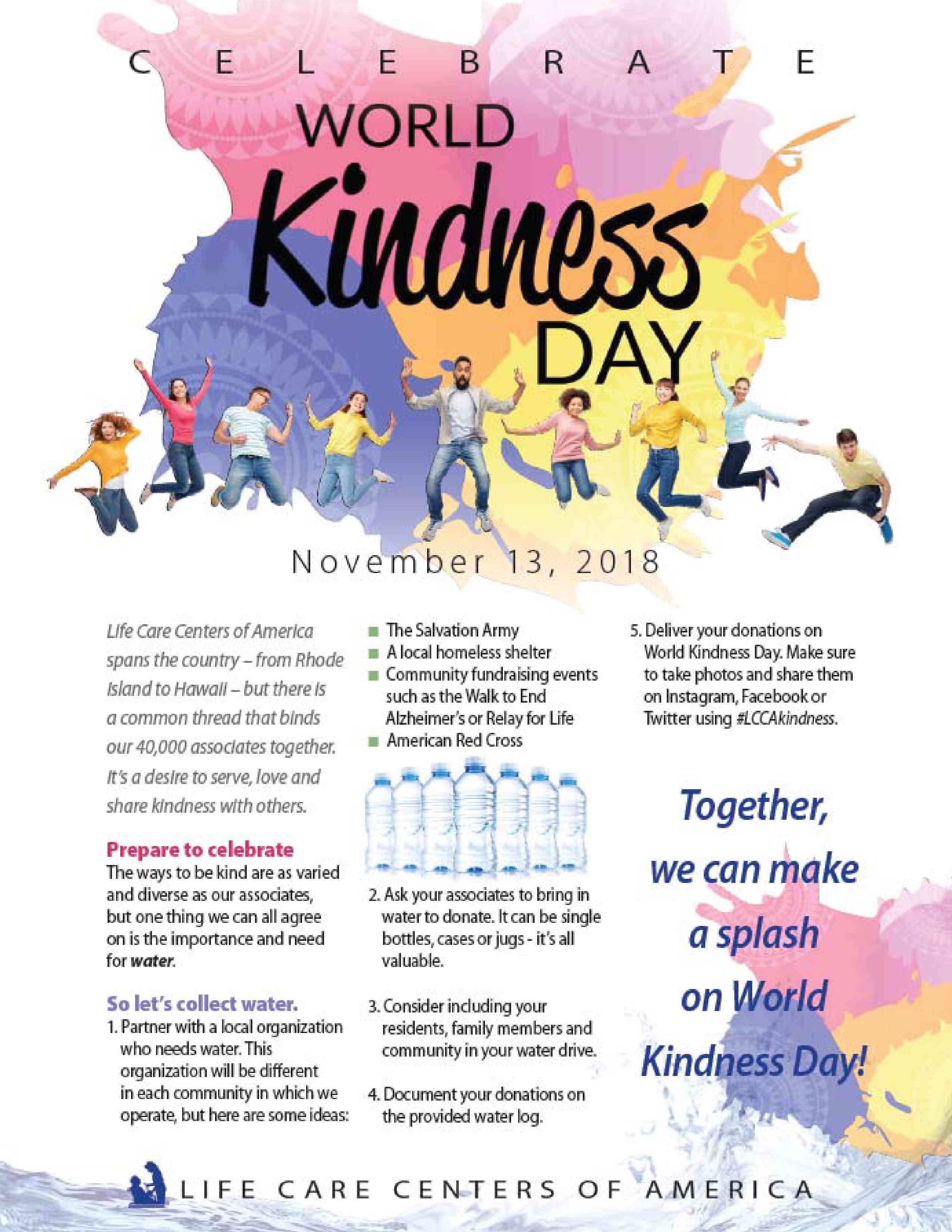 world kindness day - photo #17